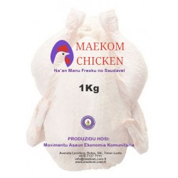 Whole Chicken - 1Kg